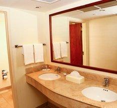Casa de banho Hotel Krystal Urban Cd. Juárez Ciudad Juárez